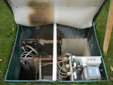 Cервисное обслуживание автономной канализации  Юнилос Астра
