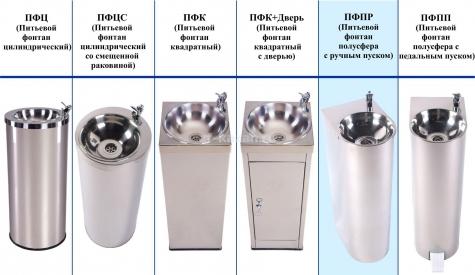 Питьевой фонтанчик АКВА-Лоджик ПФПР