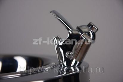 Кран-дозатор для питьевого фонтанчика