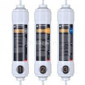 Набор картриджей Новая вода K681 для фильтров Expert