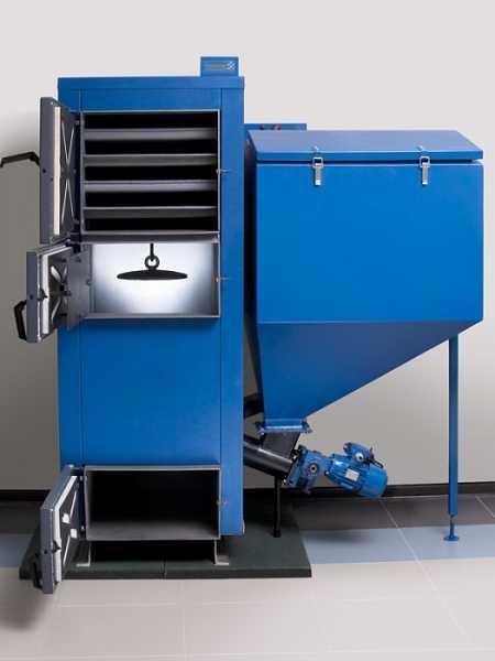 Автоматический пеллетный котел Biokaitra BIO 50
