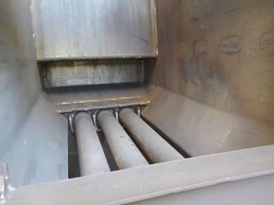 Универсальный шахтный водогрейный котел Пеллетрон U-35_14