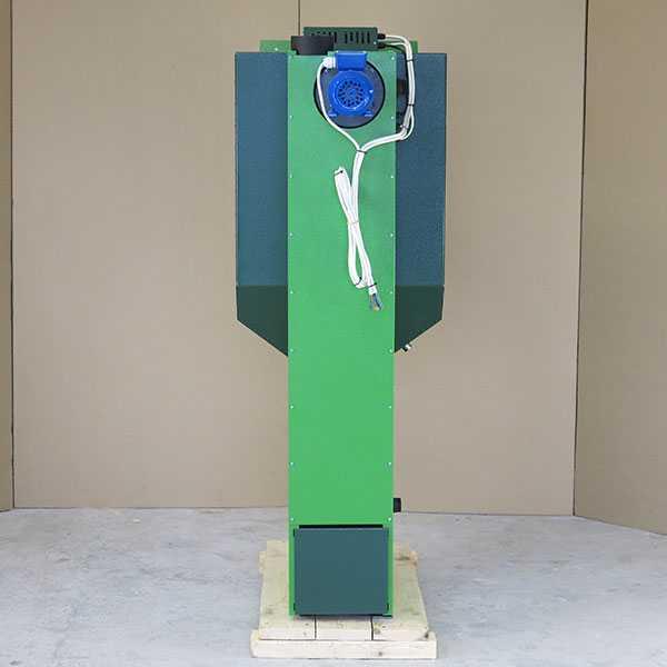 Автоматический пеллетный котел Пеллетрон V-50