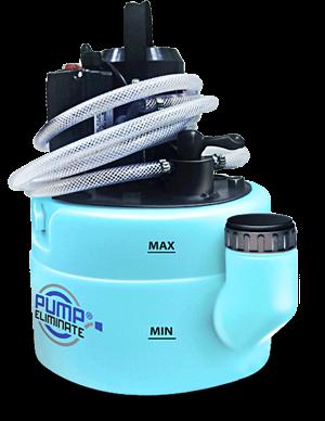 Насос для очистки от накипи PUMP ELIMINATE® 10 V4V