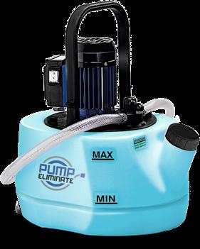 Установка для чистки теплообменника PUMP ELIMINATE® 20 DISINCROSTANTE V4V