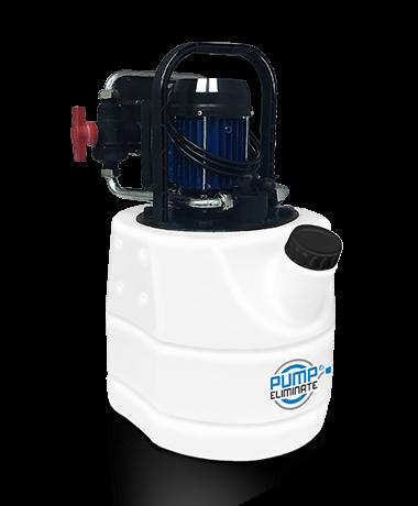 Установка для промывки систем отопления PUMP ELIMINATE® 35 FS