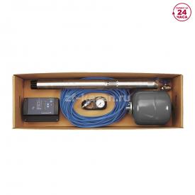 Комплект для поддержания постоянного давления с насосом Grundfos SQE 3-65