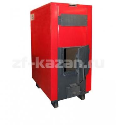 Пиролизный водогрейный котел Буржуй-К Стандарт-30
