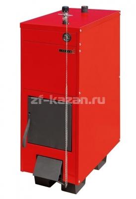 Пиролизный водогрейный котел Буржуй-К Модерн-12