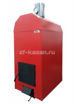 Пиролизный воздухогрейный котел Буржуй-К Тв-24